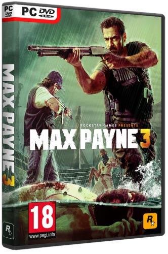 Max Payne 3 - Complete Edition - Dvd Pc - Frete 8 Reais
