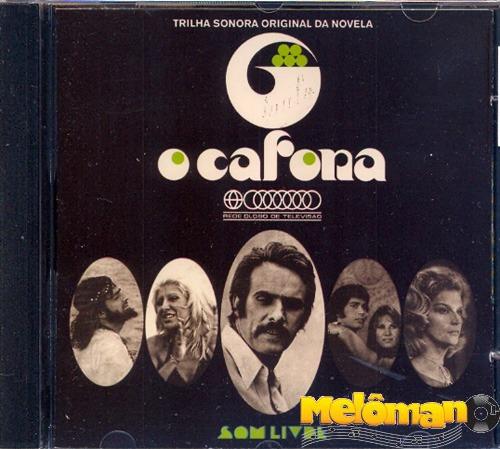 O Cafona 1971 Trilha Sonora Da Novela Cd