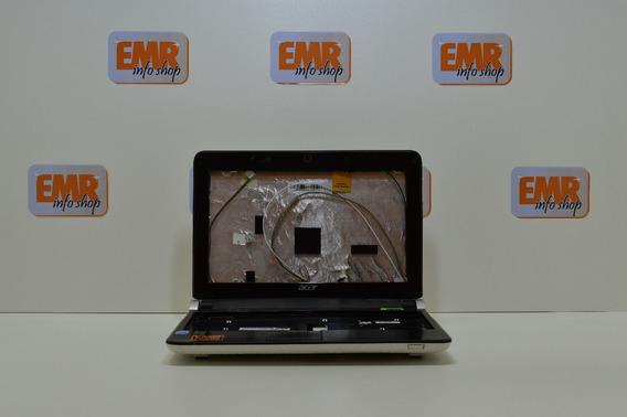 Carcaça Acer D150-1669 C/touch Pad, Dobradiças E Win Vista H