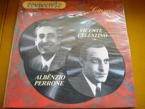 Lp Revivendo Vicente Celestino Albenzio Perrone Encarte 7