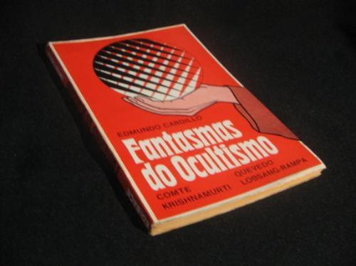 Fantasmas Do Ocultismo - Cardillo, Edmundo.