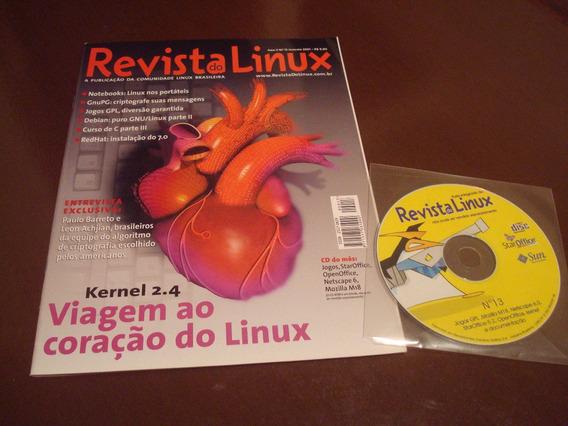 Revista Do Linux Número 13 - Janeiro/2001