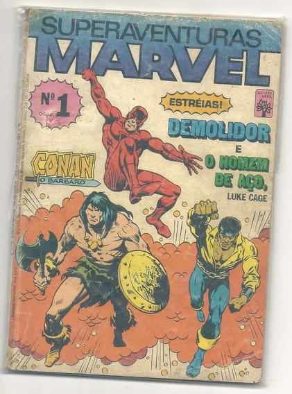 Hq Rara Em Bom Estado Da Marvel, Sam Nº1