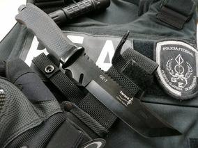 Cuchillo Yarara Ge 1 Tactico Policial Funda Para El Cinto