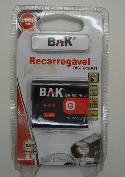 Bateria Câmera Digital Sony Serie G Np-bg1 Np-fg1 W100 T20