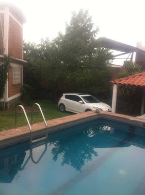 Casa Con Alberca, Amueblada En Brisas De Cuernavaca, Temixco