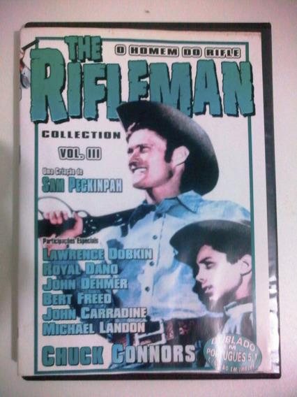 O Homem Do Rifle/ The Rifleman/ Dvd/ Vol. 3