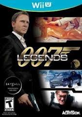 Jogo 007 Legends Original Com Extra E Lacrado Para Wii U