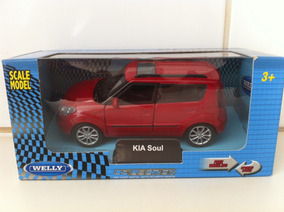 Welly Kia Soul - Escala 1/43