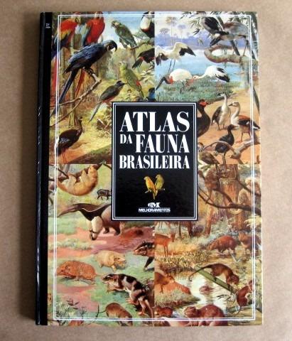 Atlas Da Fauna Brasileira - Melhoramentos