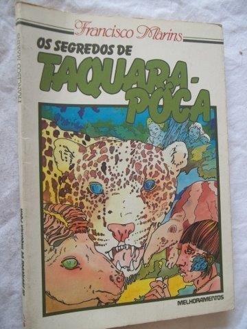 * Francisco Marins - Os Segredos De Taquara-poca - Juvenil