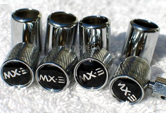 Valvulas De Ar Antifurto Mx3 Mazda Mx-3 Novas!