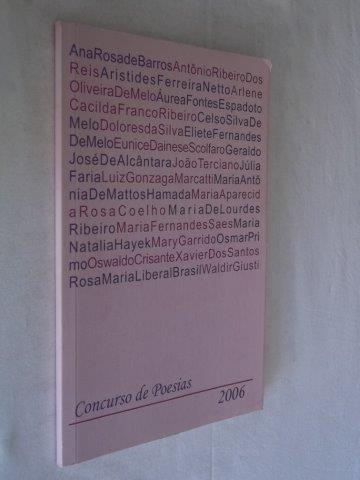 Concurso De Poesias 2006 - Literatura Nacional