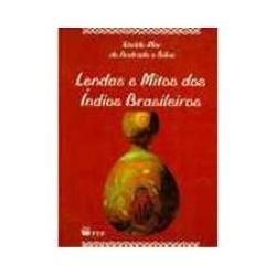 Livro Lendas E Mitos Do Índios Brasileiros Walde-mar Andra