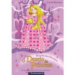 Livro: O Desejo Da Princesa