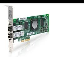 Placa Hb Fibra Fiber Chanel Q Logic 2462 2 Portas Fibra 4 Gb