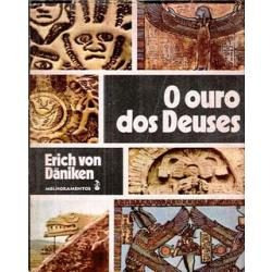 Livro Ouro Dos Deuses Erich Von Daniken 1977