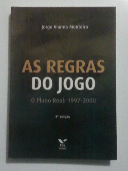As Regras Do Jogo - Jorge Vianna Monteiro