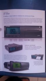 Tacografo Digital Bobina Dt-1050 Seva