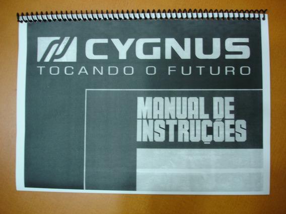 Cygnus Cp-400 Sl-400 Manual De Instruções