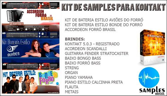 Kit De Samples Profissionais Promoção
