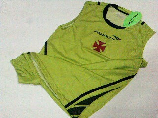 Rara Camisa Vasco Regata Machão Treino 2011 / 2012