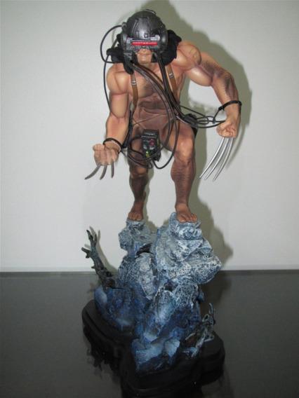 Estátua Do Wolverine Weapon X - Bowen !!!!!!!