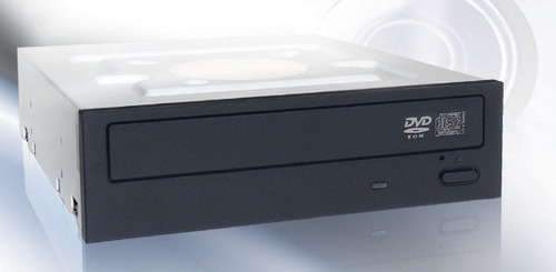 Gravador De Cd / Leitor De Dvd, Ide (combo) Cdrw/dvd Preto