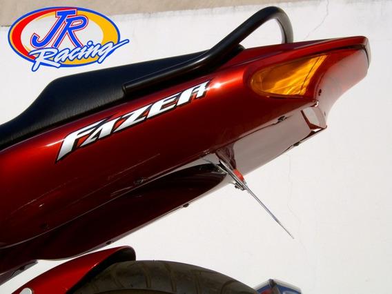 Eliminador Fazer 250 Preto Fosco Manual Nf Suporte Jr Racing