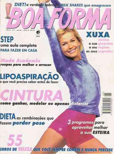 Xuxa Boa Forma Maio 1995