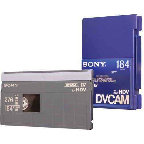 Sony Cintas De Video Hd, Hdv , Dvc Pro ..pregunte