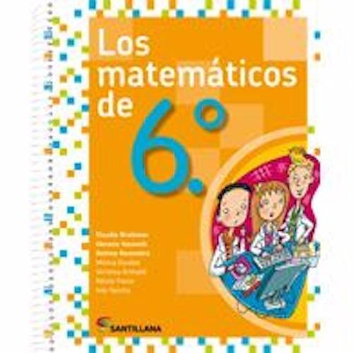 Los Matemáticos De 6 - Santillana