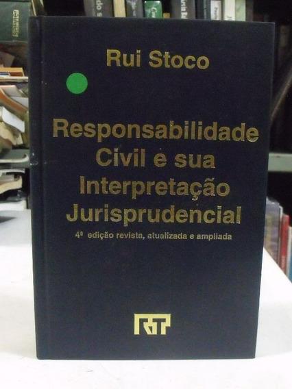 Responsabilidade Civil E Sua Interpretação Jurisprudencial