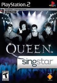 Jogo Singstar Queen Original E Lacrado Pra Playstation 2 Ps2