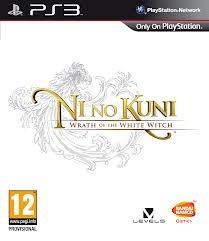 Jogo Novo Ni No Kuni Wrath Of The White Witch Playstation 3