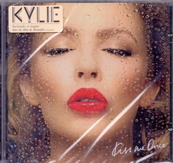 Cd Kylie Minogue - Kiss Me Once - Novo Lacrado***