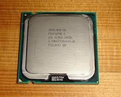 Proces.intel P4 3.4ghz/2mb/800mhz/775 Mod 651-