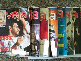 Revista Veja 8 Unidade Ano 1996 A1997