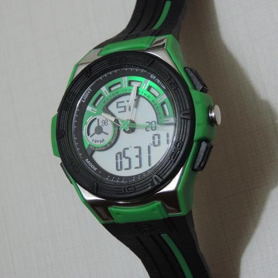 Relógio Analógico/digital Xgames Xmppa063 Frete Grátis
