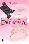 Livro  O Diário Da Princesa