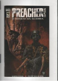 Preacher Especial/ O Homem Da Guerra - Garth Ennis