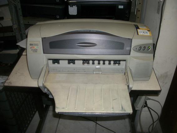 Impressora Hp Deskjet 1220 Impressão A3 E A4 Usada