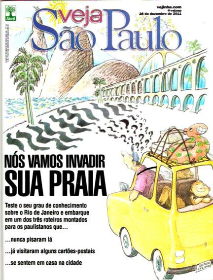 Revista Veja Sp - Rio De Janeiro - Designer Sobrancelha