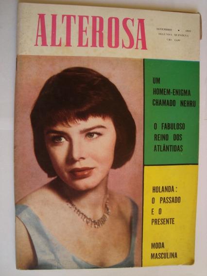Revista Alterosa 314 Setembro 1959 Minas Gerais