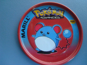 Tazo Pokémon Advanced Nº 55