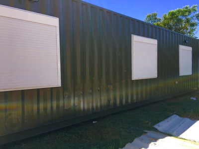 Casa En Contenedor 56 M2 Containers