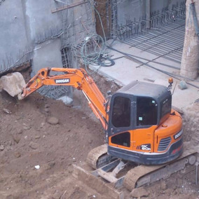 Doosan Dx60r 1600 Horas