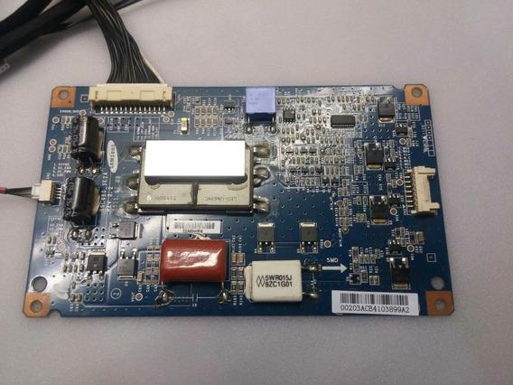 Placa Led Drive Toshiba Ssl460_3e2a Rev 0.2