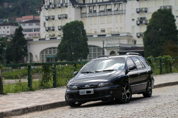 Fiat Marea Weekend Turbo 2004/05 350cvs Baixei Preço!
