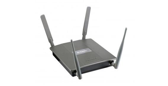 Access Point Poe Wrlss Dwl-8600ap Dlink 03